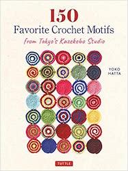 150 Favorite Crochet Motifs from Tokyo's