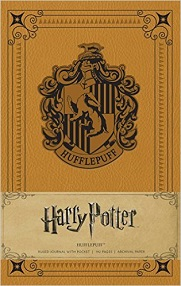 Harry Potter: Hufflepuff Ruled Journal