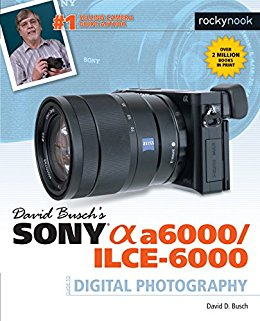 David Busch's Sony Alpha A6000/ILCE-6000