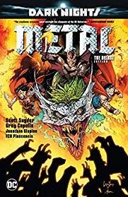 Dark Nights Metal: Deluxe Edition