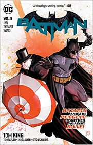 Batman Vol. 9: The Tyrant Wing
