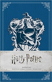 Harry Potter Ravenclaw Pocket Journal