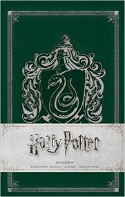 Harry Potter Slytherin Pocket Journal