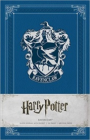 Harry Potter: Ravenclaw Ruled Journal