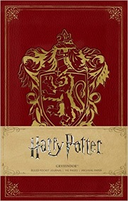 Harry Potter Gryffindor Pocket Journal