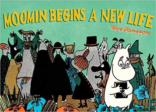 Moomin Begins a New Life