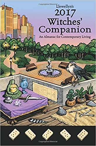 Llewellyn's 2017 Witches Companion