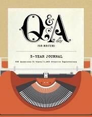 Q & A a Day For Writers