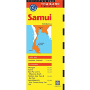 Samui Travel Map Fifth Edition