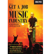 How to Get a Job in the Music Industry