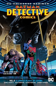 Batman: Detective Comics Vol. 5 (Rebirth)