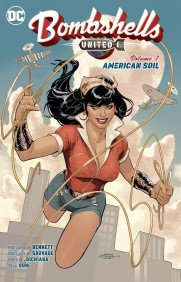Bombshells: United Vol. 1: American Soil