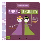 Little Miss Austen: Sense & Sensibility
