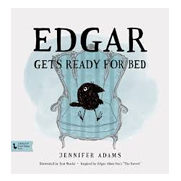 Edgar Gets Ready for Bed: A BabyLit First Steps Picture Book