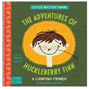 Little Master Twain: The Adventures of Huckleberry Finn