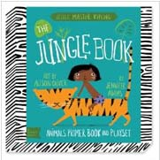 BabyLit The Jungle Book Playset with Book