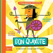 Little Master Cervantes: Don Quixote