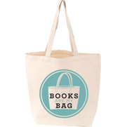 Books Are My Bag Tote
