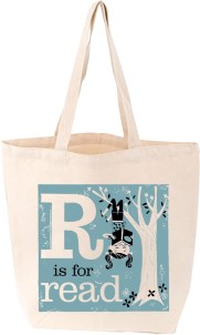 R is for Read Tote