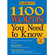 1100 Words You Need to Know, 6th Ed