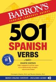 501 Spanish Words, 8th Edition