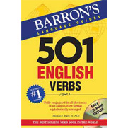 501 English Verbs, 3rd Ed with CD-ROM