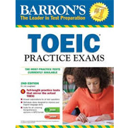 TOEIC Practice Exams, 2nd Ed w/MP3