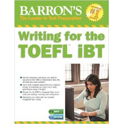 Writing for the TOEFL iBT w/MP3 CD, 5th Ed