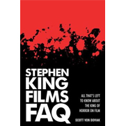 Stephen King Films FAQ