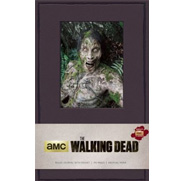 Walking Dead Ruled Journal - Bicycle Girl