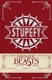 FBWFT: Stupefy Hardcover Ruled Journal