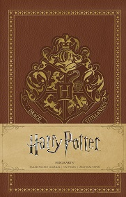 Harry Potter Hogwarts Pocket Journal