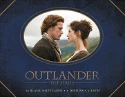 Outlander Blank Boxed Notecards