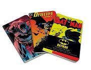 DC Comics: Batman Through The Ages Pocket Notebook Collection (Set of 3)