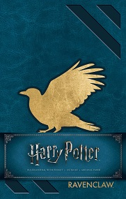 Harry Potter Ravenclaw Hardcover Ruled Journal (Redesign)