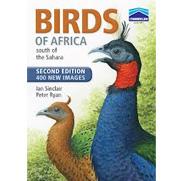 Birds of Africa South Sahara