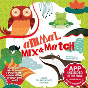Animal Mix & Match Memory Game