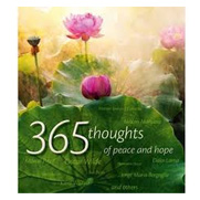 365 Thoughts of Peace and Hope. Perpetual Calendar