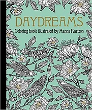 Daydreams Coloring Book