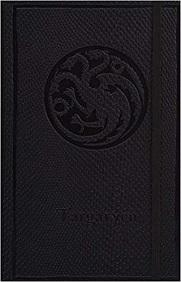 Game of Thrones Ruled Journal: House of Targaryen