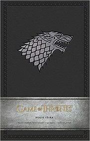 Game of Thrones Ruled Journal: House of Stark