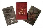 Game of Thrones: Pocket Notebook Collection: House Mottos (3-pack pocket notebooks)