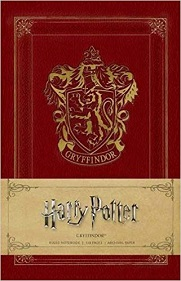 Harry Potter: Gryffindor Ruled Notebook