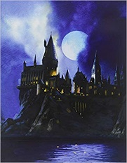 Harry Potter: Hogwarts Castle Pop-Up Card