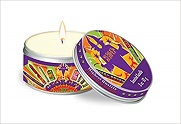 Harry Potter Weasley Scented Tin Candle (Small)