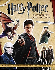 Harry Potter: A Sticker Collection