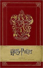Harry Potter: Gryffindor Ruled Journal