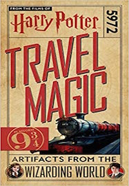 Harry Potter: Travel Magic:Platform 9 3/4