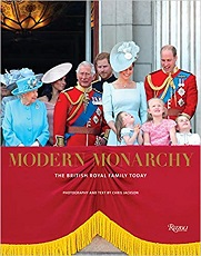 Modern Monarchy: The British Royal Family Today