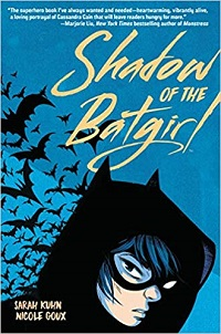 Shadow Of The Bat Girl